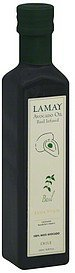 avocado oil extra virgin, basil infused Lamay Nutrition info