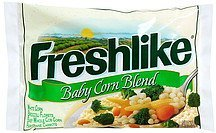 baby corn blend Freshlike Nutrition info