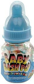 baby flash pop blue raspberry Kidsmania Nutrition info