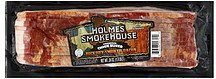 bacon hickory smoked, thick sliced Holmes Smokehouse Nutrition info