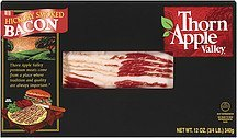 bacon hickory smoked Thorn Apple Valley Nutrition info