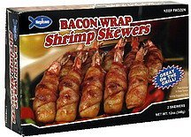 bacon wrap shrimp skewers Neptune Nutrition info