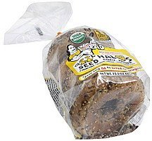bagels good seed, halos Daves Killer Bread Nutrition info