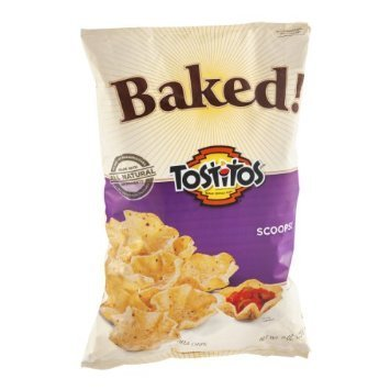 baked scoops Tostitos Nutrition info