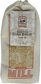 baking mix homestyle corn bread Lehi Roller Mills Nutrition info