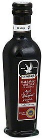 balsamic vinegar of modena, white eagle De Nigris Nutrition info