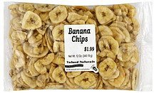 banana chips International Foodsource Nutrition info