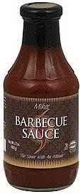 barbecue sauce Mikee Nutrition info