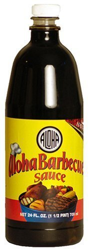 barbecue sauce Aloha Nutrition info