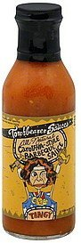 barbeque sauce carolina-style, tangy Torchbearer Sauces Nutrition info