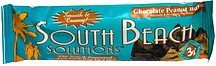 bars chocolate peanut butter South Beach Solutions Nutrition info