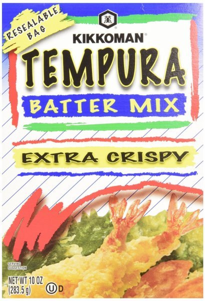 batter mix tempura Hime Nutrition info