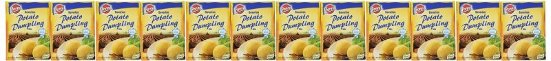 bavarian potato dumpling Panni Nutrition info
