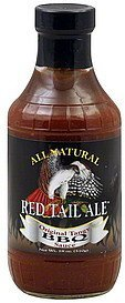 bbq sauce original tangy Red Tail Ale Nutrition info