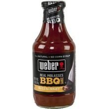 bbq sauce real molasses, buzz'n honey Weber Nutrition info