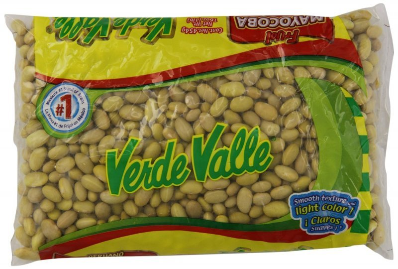 beans mayo coba Verde Valle Nutrition info