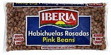 beans pink IBERIA Nutrition info