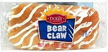 bear claw Dolly Madison Bakery Nutrition info