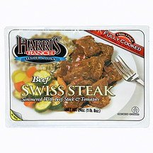 beef swiss steak Harris Ranch Nutrition info