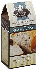 beer bread The Invisible Chef Nutrition info