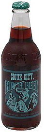 birch beer Sioux City Nutrition info