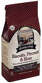 biscuits, piecrust & more Namaste Foods Nutrition info