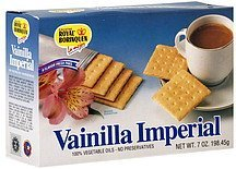biscuits vainilla imperial Royal Borinquen Nutrition info