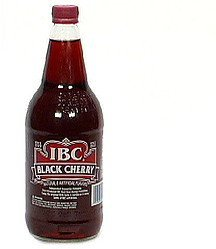 black cherry IBC Nutrition info
