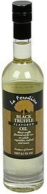 black truffle flavored oil La Forestiere Nutrition info