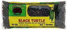 black turtle beans Martisco Bean Company Nutrition info