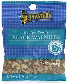 black walnuts Planters Nutrition info