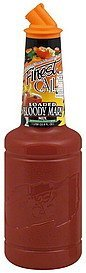 bloody mary mix loaded Finest Call Nutrition info