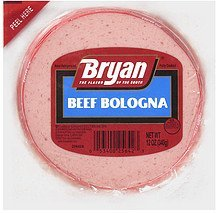bologna beef Bryan Nutrition info