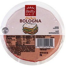 bologna chicken Thrifty Maid Nutrition info