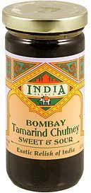 bombay tamarind chutney sweet & sour India Select Nutrition info