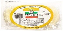 braided mozzarella plain Cappiello Nutrition info