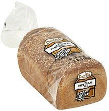bread 100% whole wheat Delifresh Nutrition info