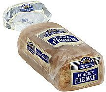 bread classic french Seattle International Nutrition info