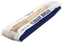 bread cuban Cuisine de France Nutrition info