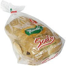 bread enriched italian, scali, with sesame Fantini Nutrition info