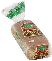 bread enriched, wheat Gonnella Nutrition info