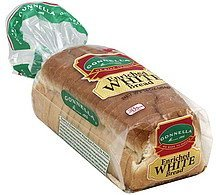 bread enriched, white Gonnella Nutrition info