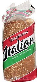 bread italian Village Hearth Nutrition info