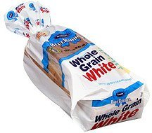 bread made with whole grain, white Blue Ribbon Nutrition info