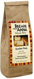 bread mix Breads From Anna Nutrition info