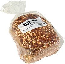 bread oatmeal molasses As You Like It Nutrition info