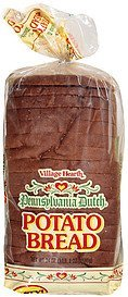 bread pennsylvania dutch potato Village Hearth Nutrition info