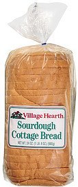 bread sourdough cottage Village Hearth Nutrition info