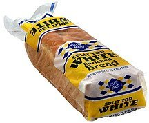 bread split top, white Kleen-Maid Nutrition info