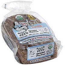 bread sprouted wheat, good seed Daves Killer Bread Nutrition info